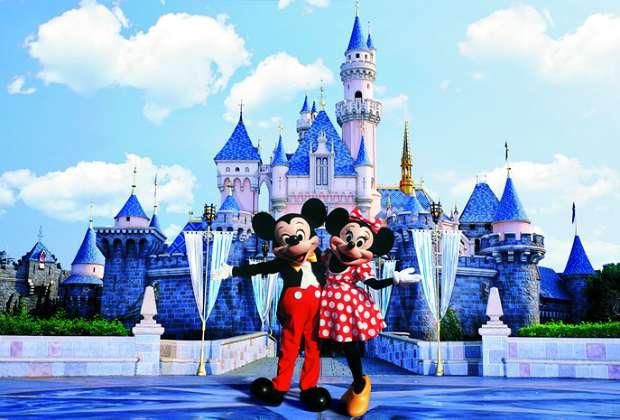 Hong Kong Disney Promo