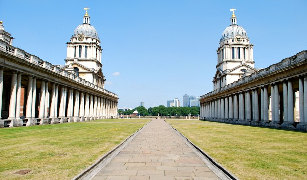 London Greenwich Naval College