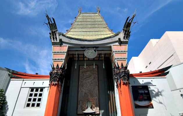 Los Angeles Chinese Theater Exterior