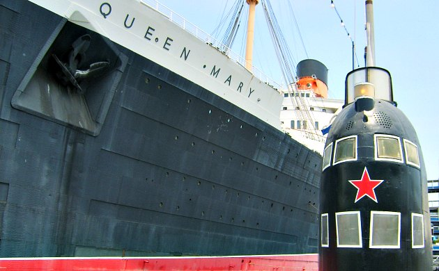 Los Angeles Queen Mary & Sub