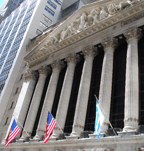 stock exchange wall street. New York Stock Exchange, Wall