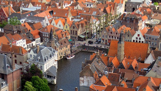 Bruges City Guide What to do what to see FreeCityGuidescom