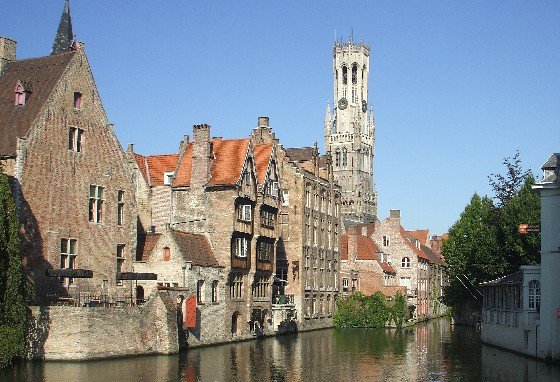 Bruges Waterway (www.free-city-guides.com)