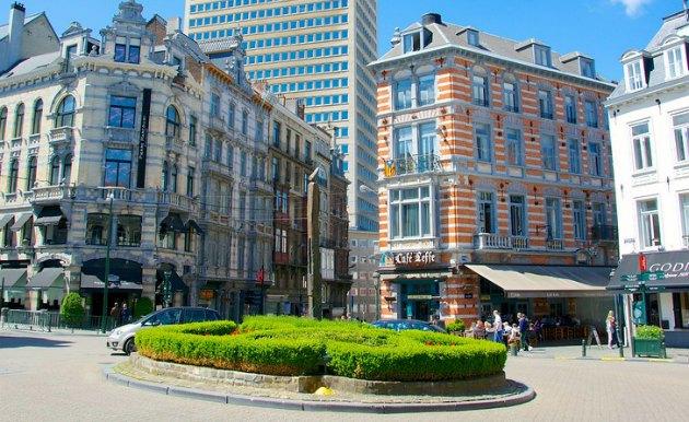 Brussels Place du Grand Sablon