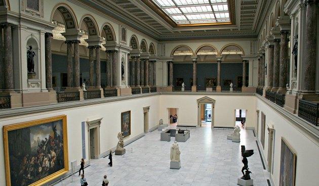 Brussels Royal Muesum Of Art