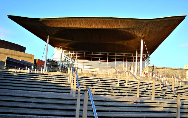 Cardiff Welsh Assembly
