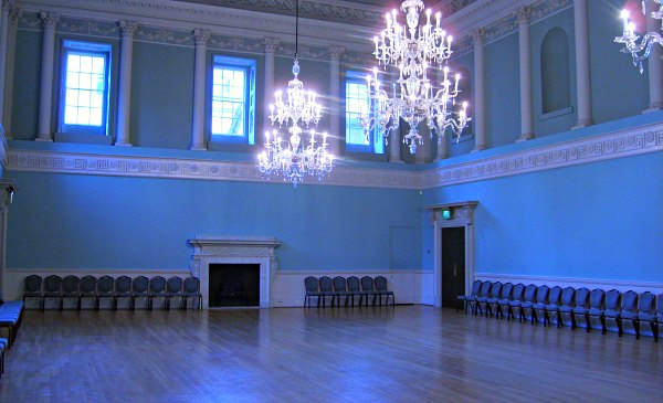 Bath Assembly Rooms Ballroom