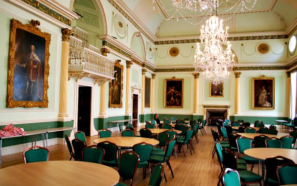 Bath Guildhall Banqueting Room