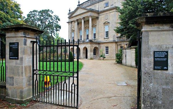 Bath Holburne Museum exterior