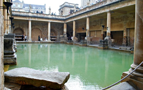 Bath Roman Baths 2014