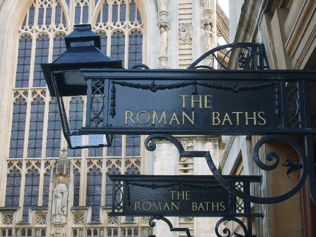 The Roman Baths - Bath City Guide | Free-City-Guides.com