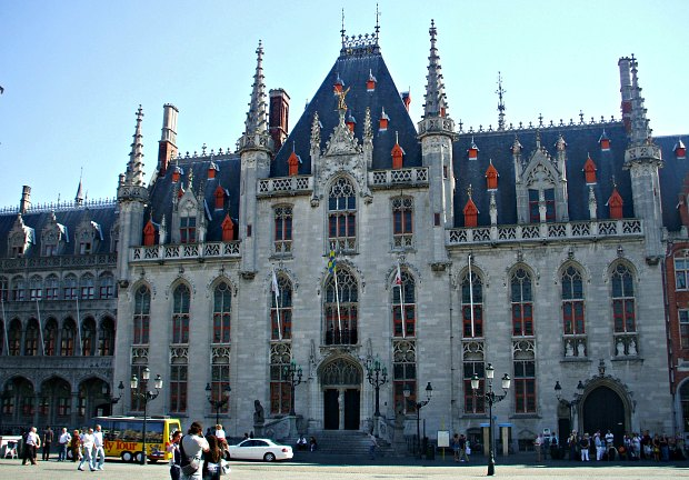 Bruges New Town Hall