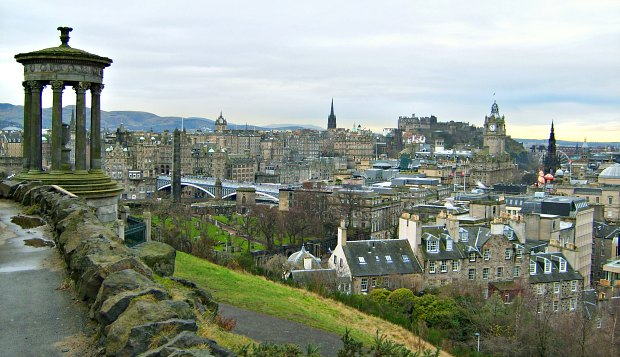Calton Hill View new
