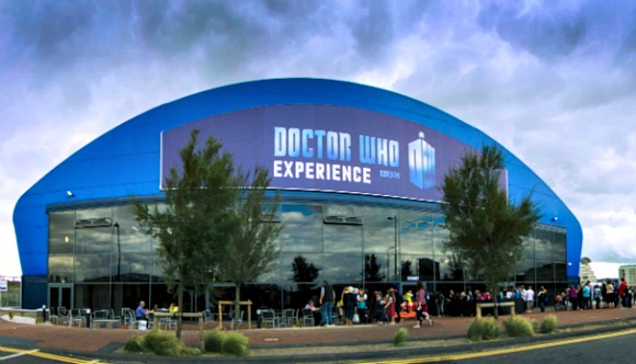 Cardiff Dr Who Experience External