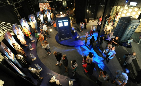 Cardiff Dr Who Experience gallery