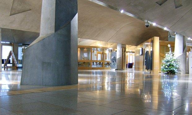 Edinburgh Scottish Parliament Hall