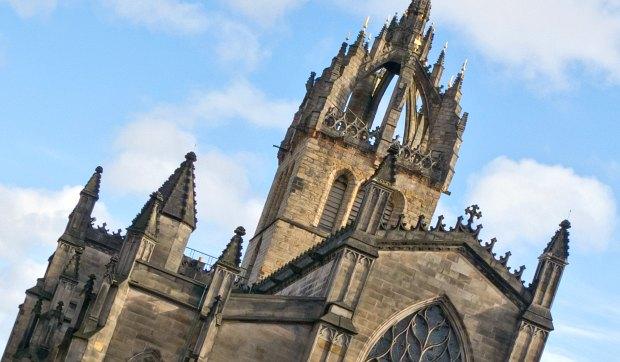 Edinburgh St Giles crown