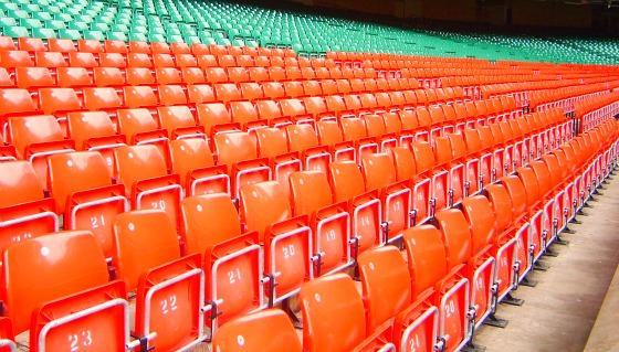 Cardiff Millennium Stadium seats (www.free-city-guides.com)