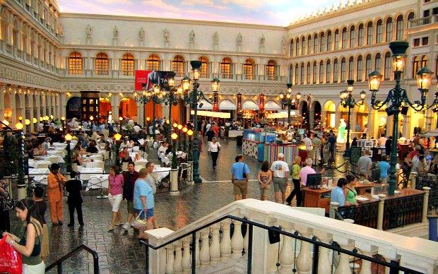Las Vegas Venetian St Mark's Square