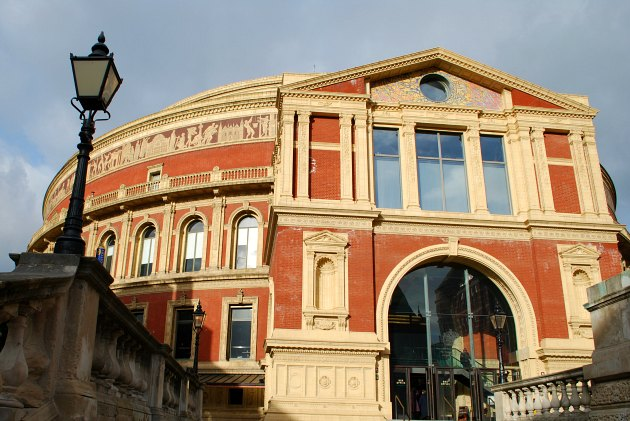 London Albert Hall Front