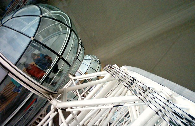 London Eye Pod View