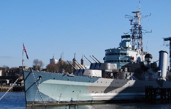 London HMS Belfast