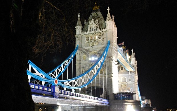 London Tower Bridge Night new
