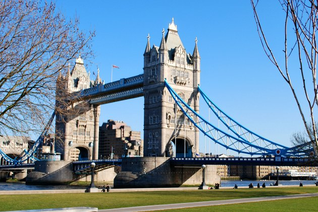 London Tower Bridge new