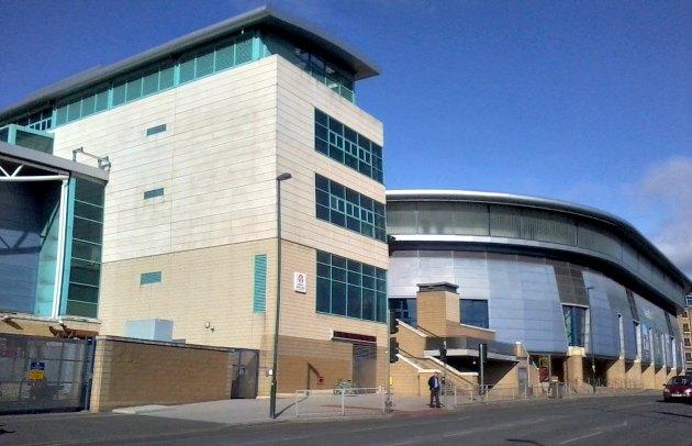 Nottingham National Ice Centre New