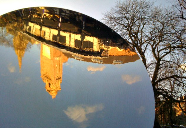 Nottingham Sky Mirror