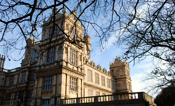 Nottingham Wollaton Hall side (www.free-city-guides.com)