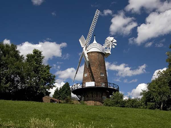 Nottingham Green's Windmill