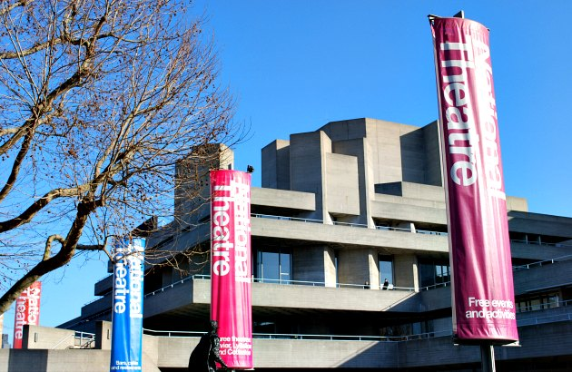 London National Theatre new