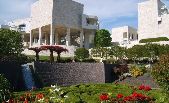 Los Angeles Getty Centre wide