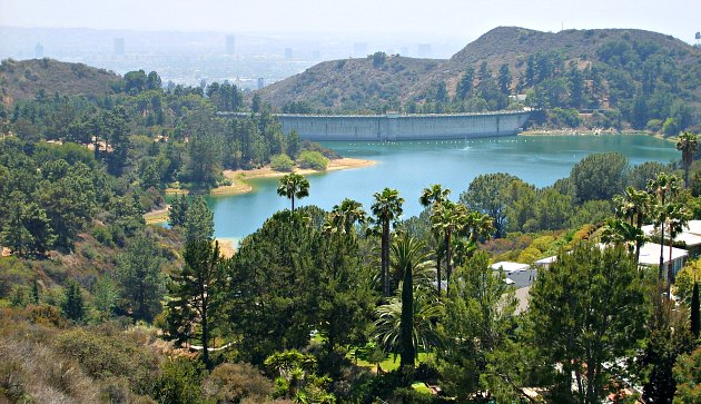Los Angeles Hollywood Reservoir new