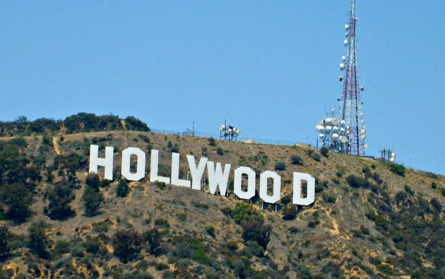 Los Angeles Hollywood Sign new