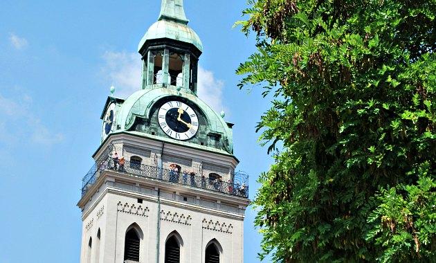 Munich Alter Peter Tower