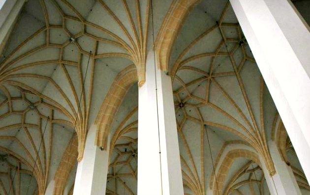 Munich Frauenkirche Ceiling