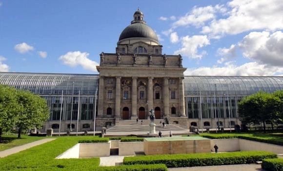 Munich Hofgarten Chancellery
