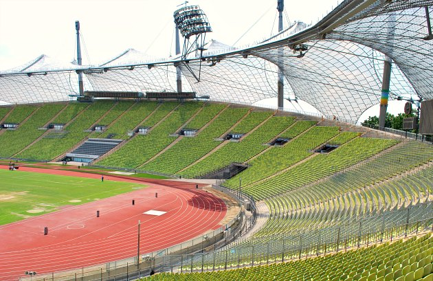 Munich Olympic Stadium new