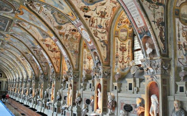 Munich Residenz Antiquarium New