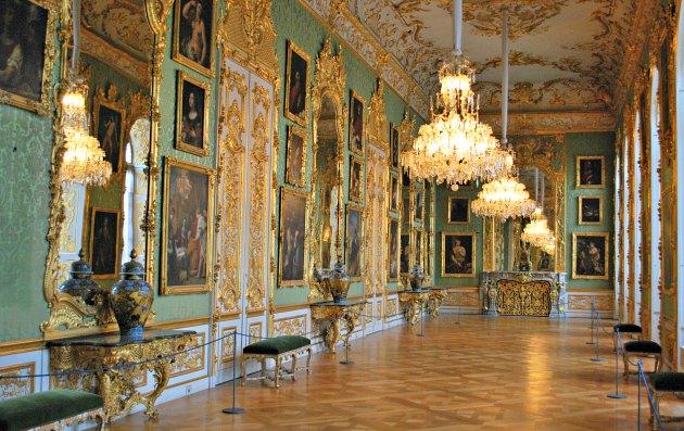 Munich Residenz Gallery