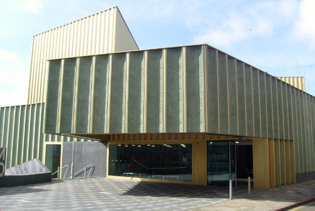 Nottingham Contemporary Main Entrance