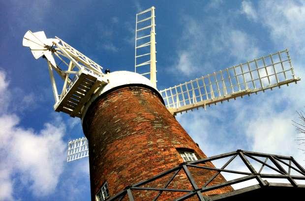 Nottingham Greens Mill Top