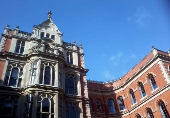 Nottingham Lace Market Adams Building