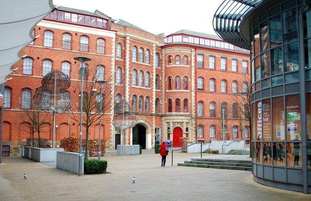 Nottingham Lace Market Square
