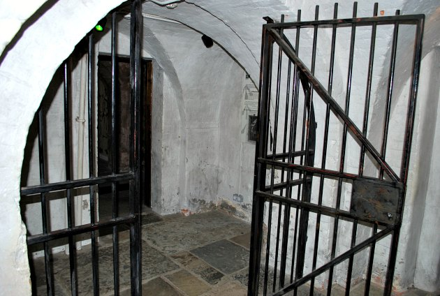 Nottingham National Justice Museum Gates