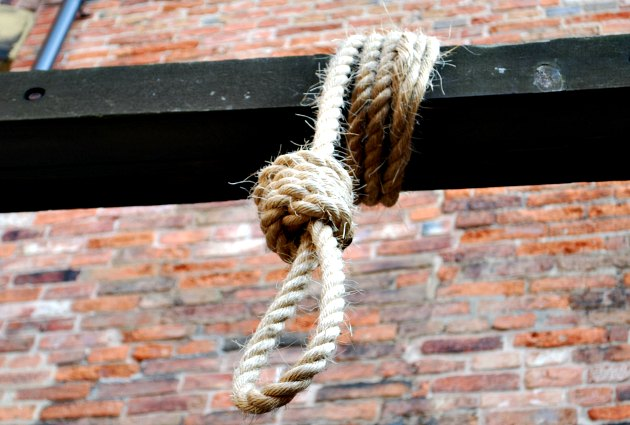 Nottingham National Justice Museum Noose