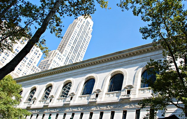 new york bryant park library