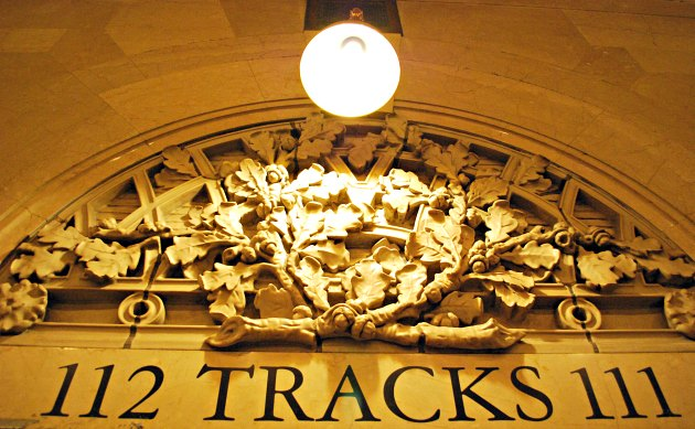 New York Grand Central Track Gateway